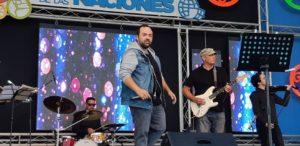 En el festival de las naciones en Santander