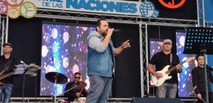 En el festival de las naciones en Santander1