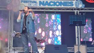 En el festival de las naciones en Santander7