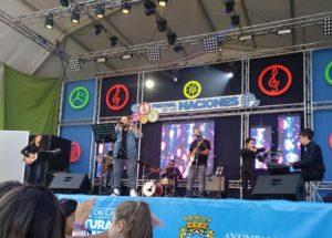 En el festival de las naciones en Santander9