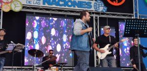 En el festival de las naciones en Santander10