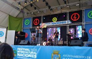 En el festival de las naciones en Santander13